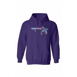 Warpaint Drip gun (hoodie)