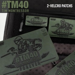 Patch Tim Montressor olive