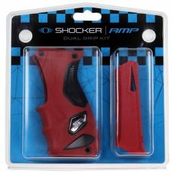 Shocker AMP Grip Kits /RED